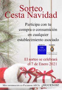 Sorteo Cesta de Navidad AECA