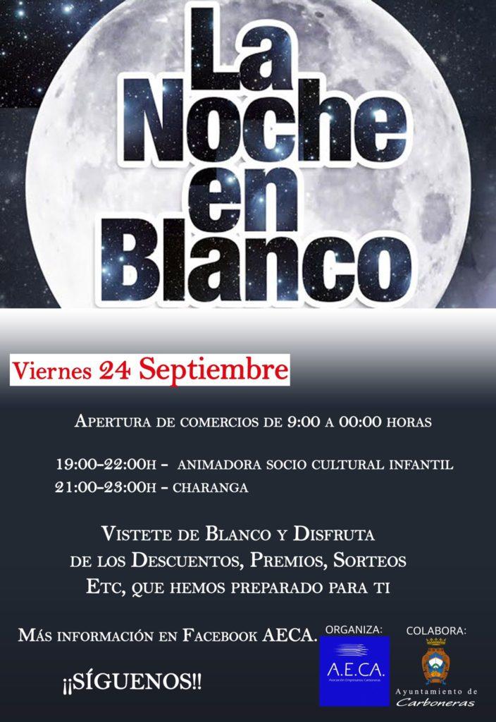 Noche en Blanco Carboneras 2021